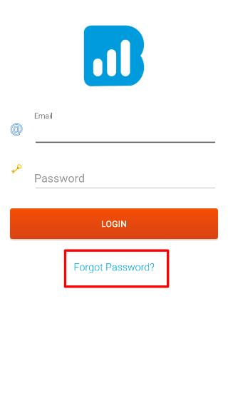 Login Forgot Password