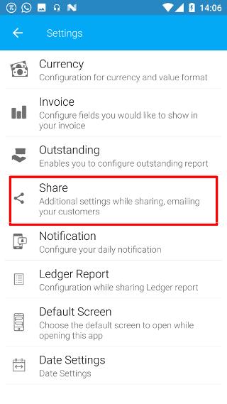 Android: Share :: Biz Analyst Docs